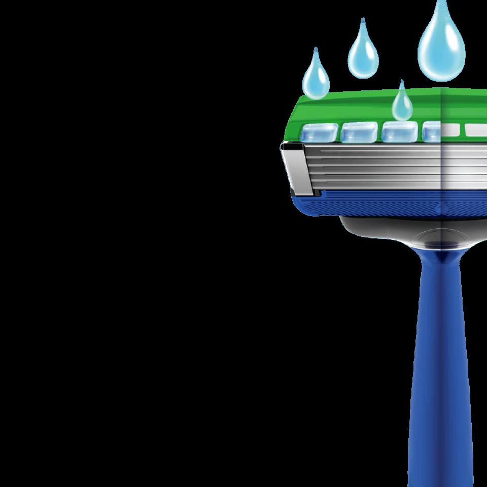 Hydrating Gel Reservoirs