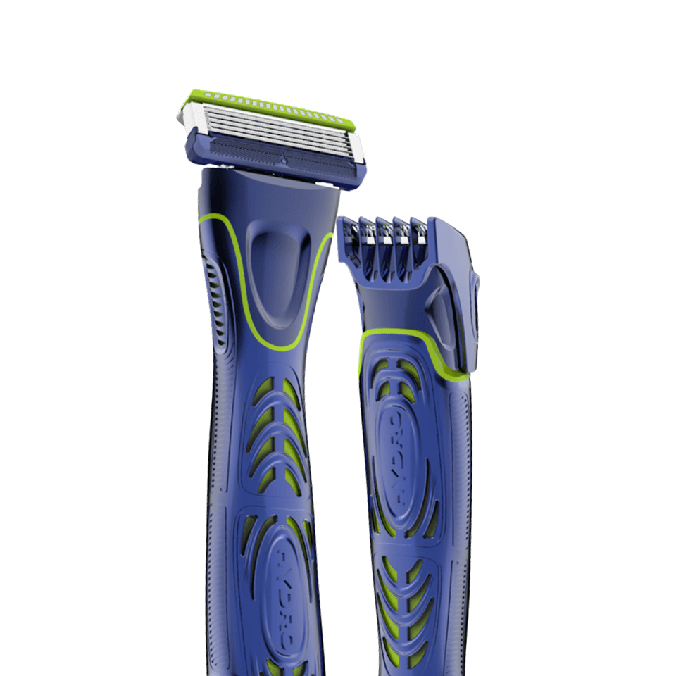 Adjustable power trimmer and razor in one!