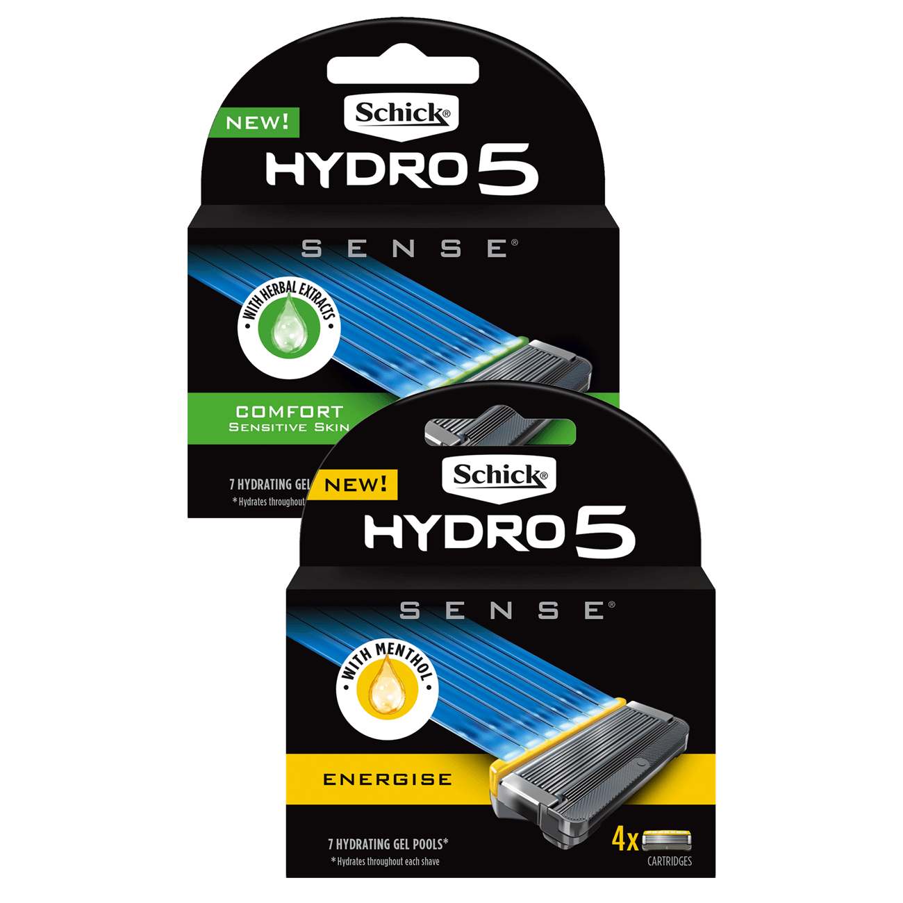 Hydro 5 Sense™ Blade Refills