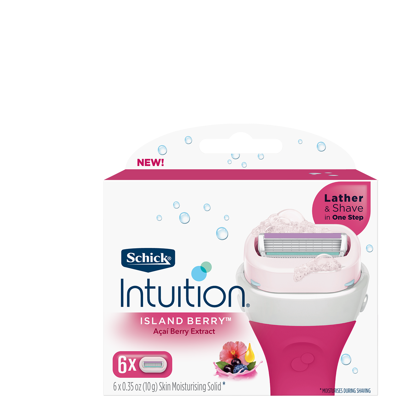 Intuition® Island Berry Refills